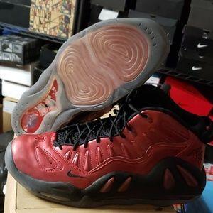 Nike Air Max Uptempo 97 Cranberry nwob rare